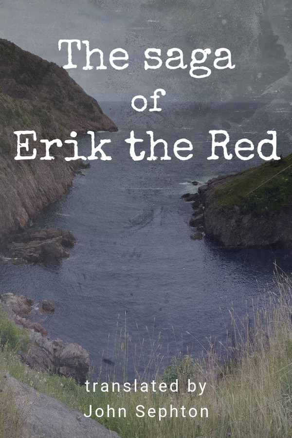 the saga of erik the red