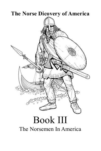 The Norse discovery of America book  3