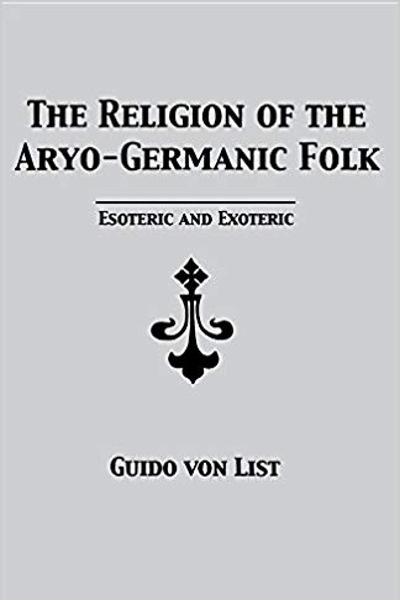 the religion of the aryo-germanic folk