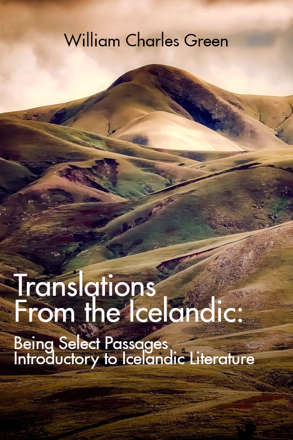 translations from the Icelandic