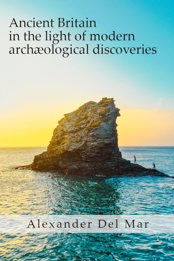 Ancient Britain in the light of modern archeological discoveries