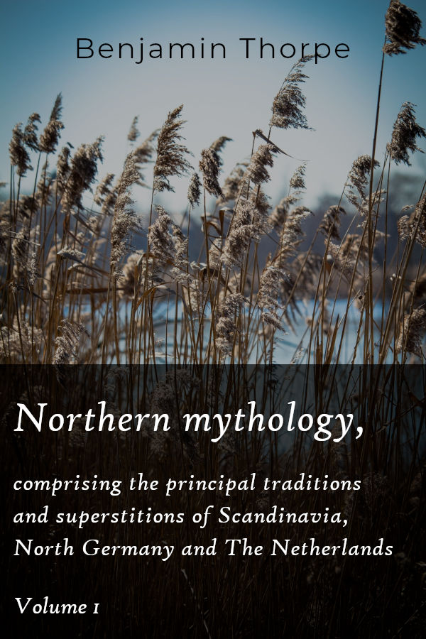 northern mythology volume 1
