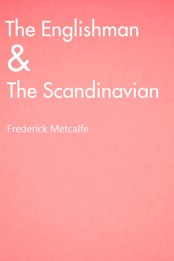 the englishman and the scandinavian