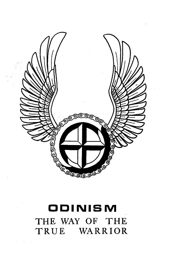 odinism the way of the true warrior