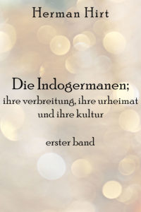 die indogermanen 1