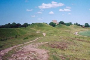 royal mounds of gamla uppsala